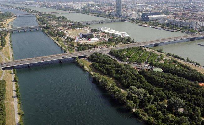 In der Nähe der Donauinsel kann gratis und günstig geparkt werden.
