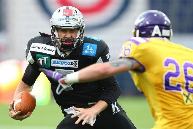 Die Austrian Football League geht in die neue Saison.