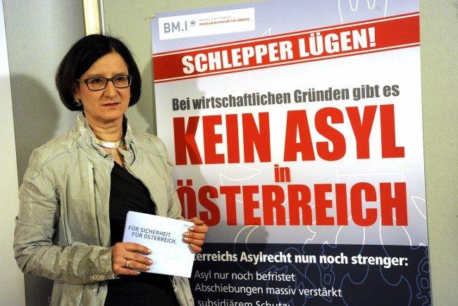 In Afghanistan glaubt man nicht an einen Erfolg der Österreich-Kampagne.