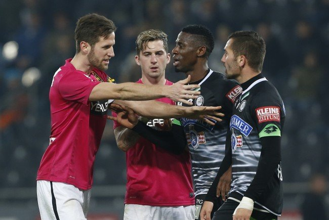 LIVE-Ticker zum Spiel FC Admira Wacker Mödling gegen SK Sturm Graz ab 18.30 Uhr.