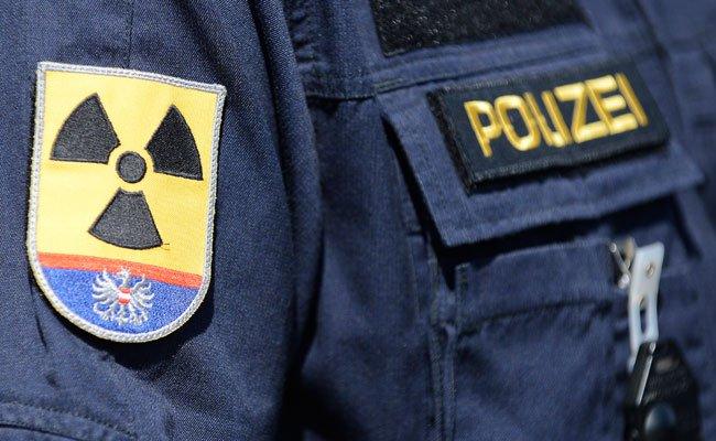 """Österreich probt den """"radiologischen Ernstfall""""."""