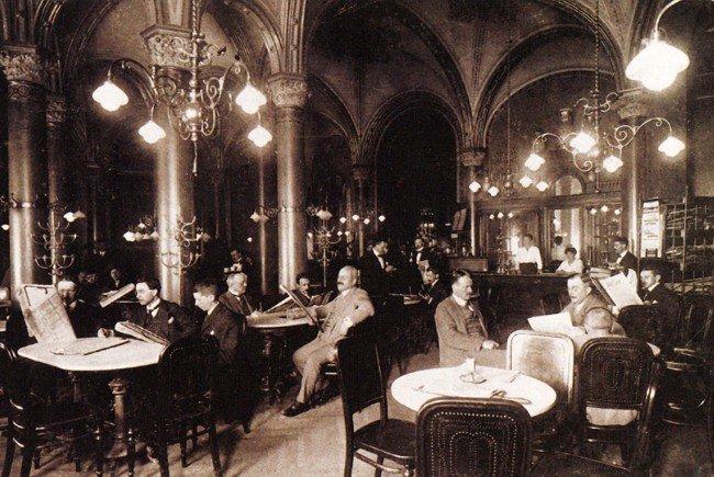 Cafe Central feiert 140-Jahr-Jubiläum