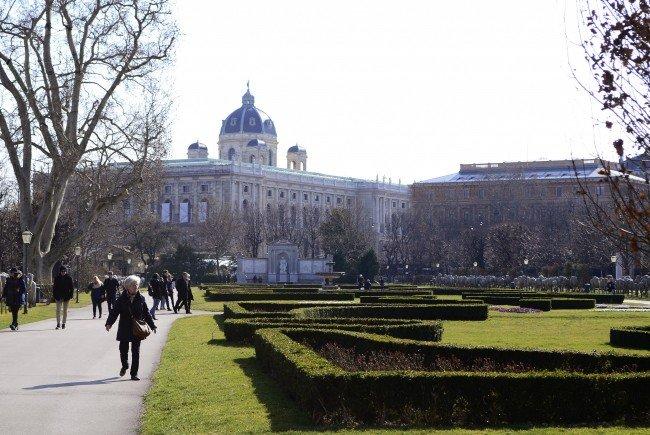 In Wien und Salzburg gibt es den größten Zuwachs im Tourismus.