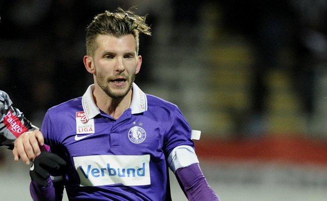 Fußball: Austrias Gorgon wird nach Kritik an Fans sanktioniert