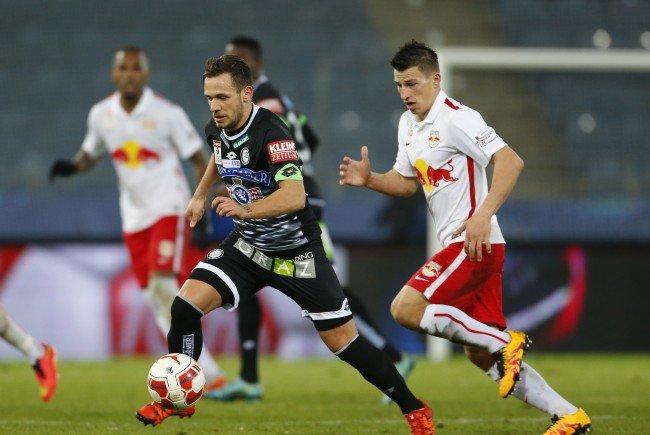 LIVE-Ticker zum Spiel SK Sturm Graz gegen Red Bull Salzburg ab 20.30 Uhr.