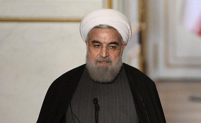 Irans Exil-Opposition ist gegen einen Besuch von Präsident Rouhani.