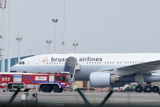 Brüssel-Terror - Brussels Airlines fliegt heute Abend Lüttich-Wien