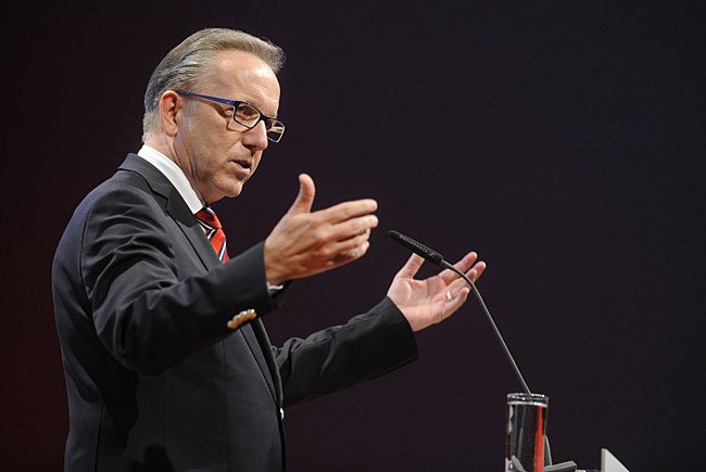Arbeiterkammer-Präsident Rudolf Kaske äußerte sich über den vermehrten Bedarf an Migrantensprachen-Unterricht