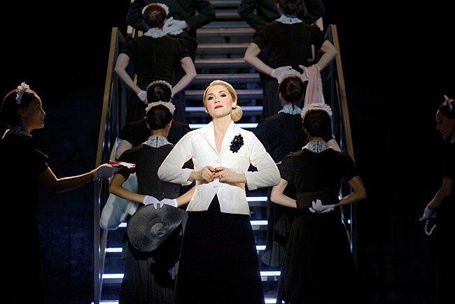 """Musical """"Evita"""" feiert am 9. März 2016 im Wiener Ronacher Premiere"""