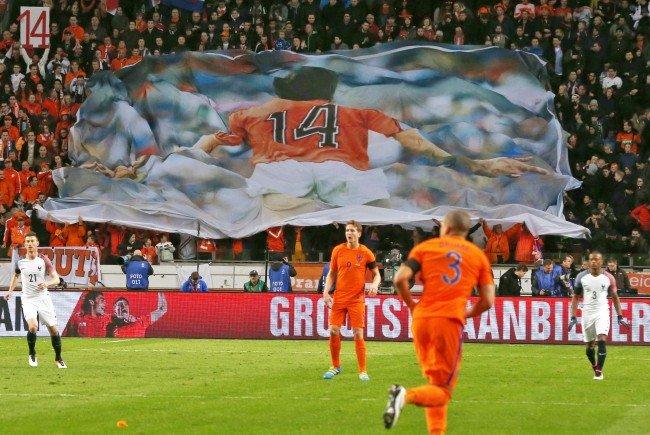 Emotionales Testspiel zwischen Frankreich und den Niederlanden.