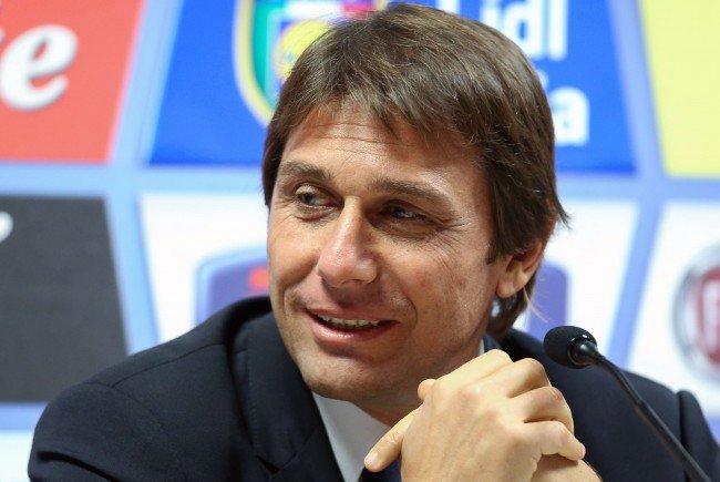 Italiens Teamchef Antonio Conte hört nach der EM 2016 auf.