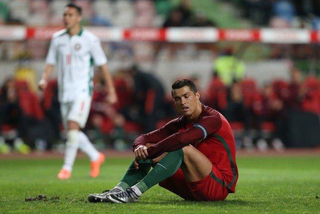 Portugal unterlag im Testspiel gegen Bulgarien mit 0:1.