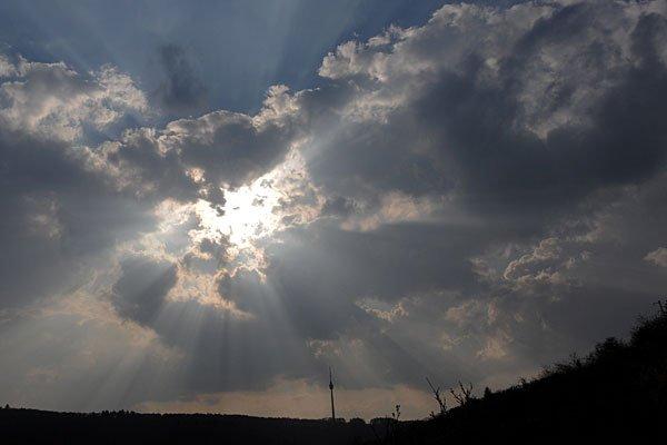 Auf Schauer folgt wieder freundlicheres Wetter
