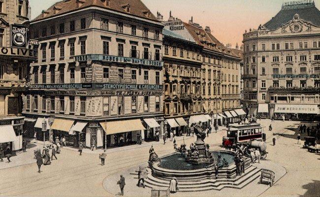 Ins alte Wien eintauchen kann man in den Bezirksmuseen.