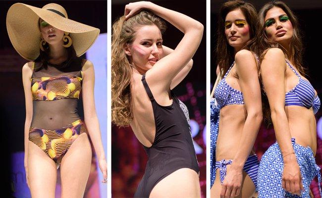 So schön sind die Bikinitrends 2016