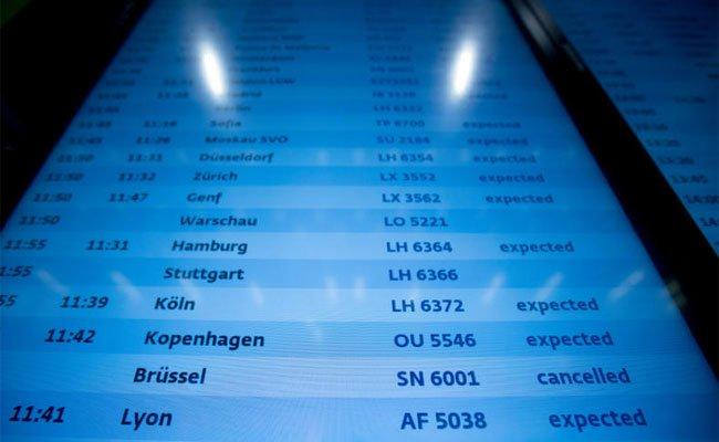 Auch am Mittwoch herrscht kein Flugverkehr zwischen Wien und Brüssel.
