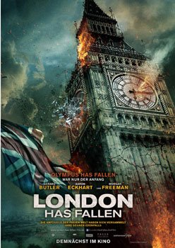 London Has Fallen – Trailer und Kritik zum Film