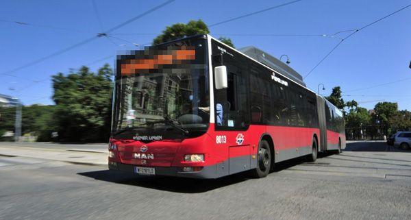 In einem Bus der Linie 35A kam es zu einem Zwischenfall