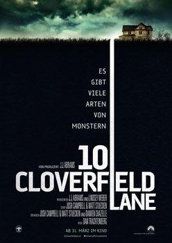 10 Cloverfield Lane – Trailer und Kritik zum Film