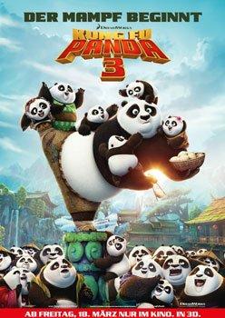 Kung Fu Panda 3 – Trailer und Kritik zum Film