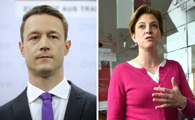 Vor allem Wiens ÖVP-Chef Gernot Blümel geht mit Rot-Grün hart ins Gericht.