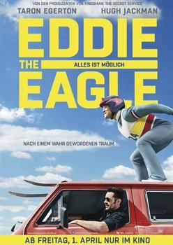 Eddie The Eagle – Alles ist möglich – Trailer und Kritik zum Film