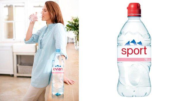 Evian-Package zum Tag des Wassers gewinnen!