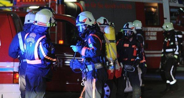 Brand in Einfamilienhaus in Höflein an der Donau