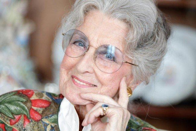 Fidel wie eh und je: Die Wiener Grande Dame Lotte Tobisch.