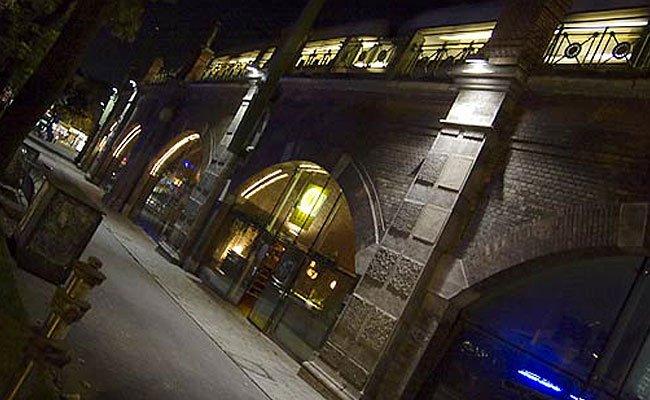 Am Wiener Gürtel im Bereich der Stadtbahnbögen kam es zu einer versuchten Vergewaltigung