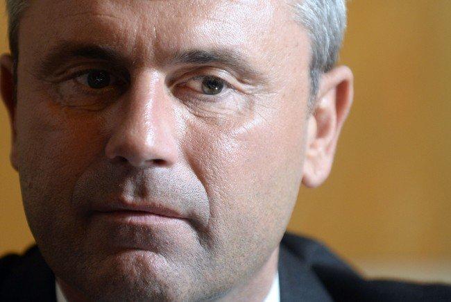 Hofer hält die Schließung der Balkanroute für einen Fehler.