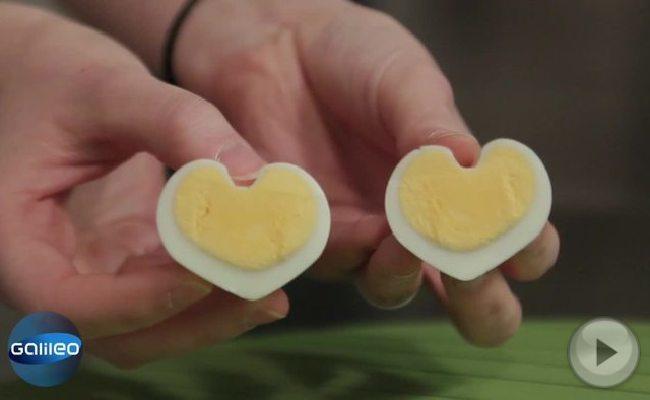 Diese Life Hacks für Eier sorgen für große Augen.
