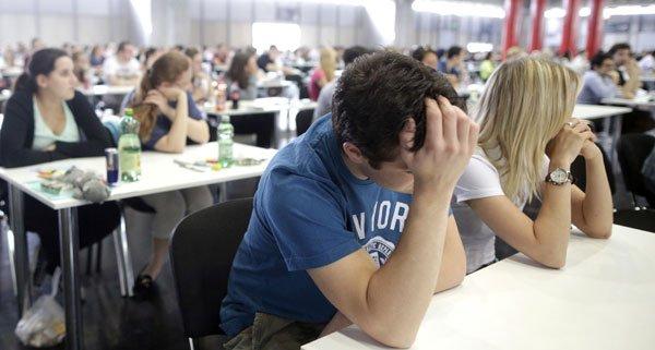 Uni-Abschlussarbeiten: Gegen Fünfer kein Einspruch möglich