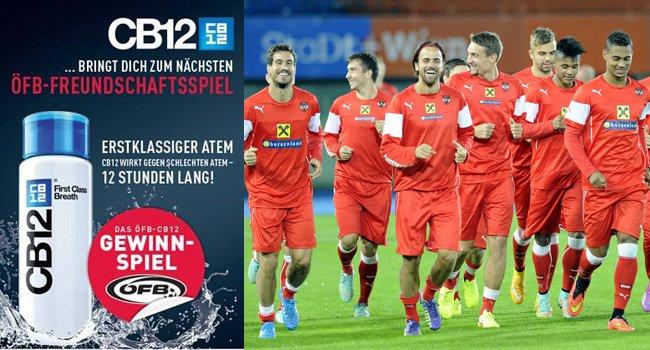 Tickets für die Freundschaftsspiele der österreichischen nationalmannschaft gewinnen!