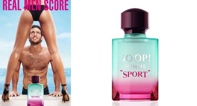 Ostergewinnspiel: Vier Parfums von JOOP! Homme Sport gewinnen