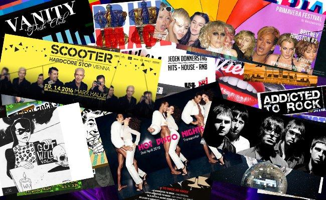 Konzerte, Parties und andere Sausen: Wien wird wieder ordentlich zum beben gebracht!
