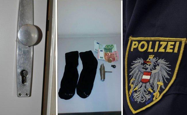 Die Polizei gibt nach dem Einbruch in Wien-Favorten Präventionstipps.