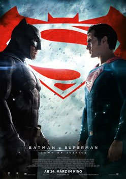 Batman vs Superman: Dawn Of Justice – Trailer und Kritik zum Film