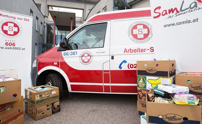 Viele Spenden für heimische Obdachlose kamen zusammen.