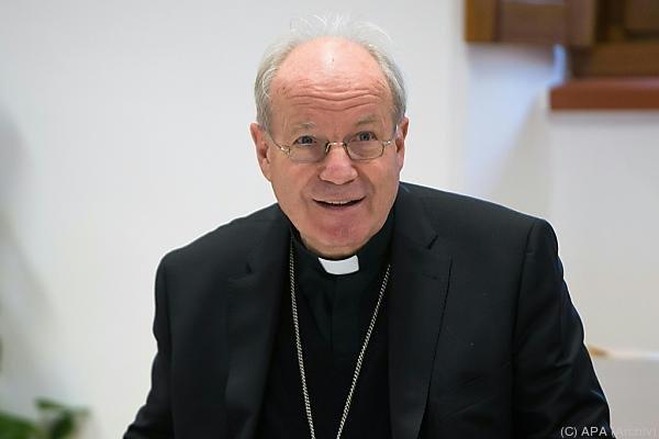 Schönborn rief zum gemeinsamen Gebet um den Frieden in aller Welt auf