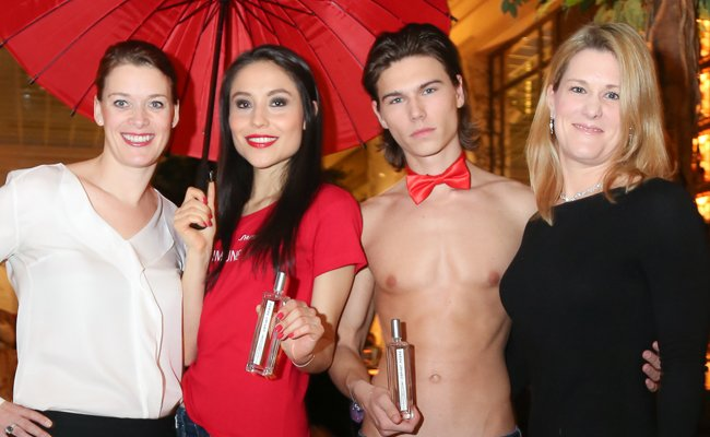 Das Who-Is-WHo der Branche beim Shiseido VIP Cocktail