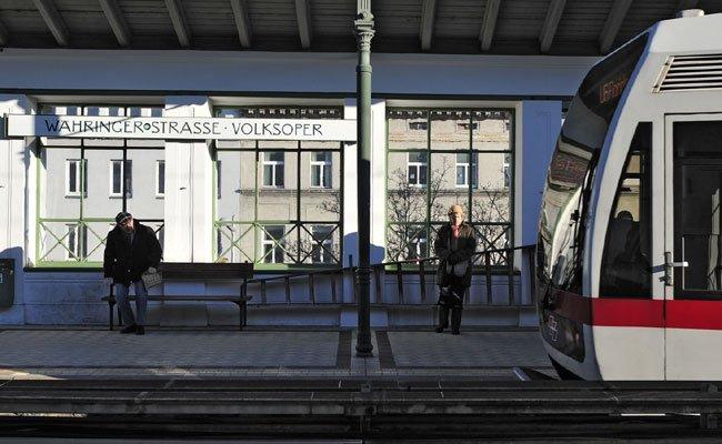 Als nächstes wird die Station Währinger Straße saniert.