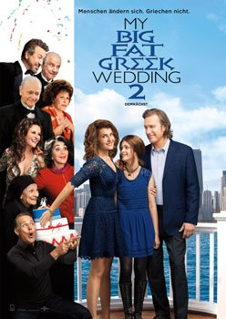 My Big Fat Greek Wedding 2 – Trailer und Kritik zum Film