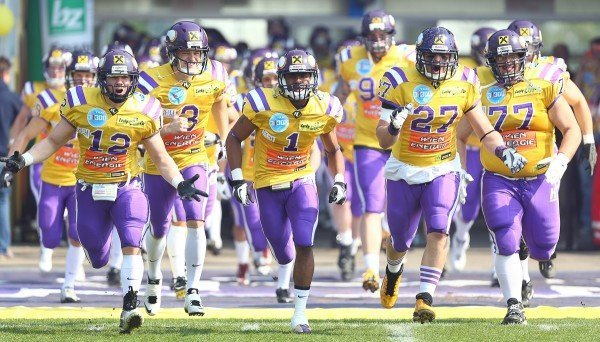 American Football: Vikings starteten mit 31:0-Derbysieg in AFL-Saison