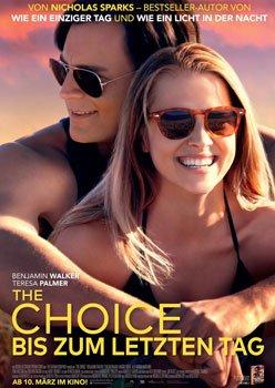The Choice – Bis zum letzten Tag – Trailer und Kritik zum Film