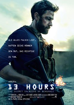 13 Hours: The Secret Soldiers Of Benghazi – Trailer und Kritik zum Film