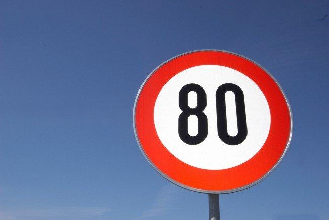 In Niederösterreich wird Tempo 80 auf der A2 zwischen Wien und Guntramsdorf angestrebt.