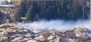 Elf Tote bei Absturz von Helikopter in Norwegen