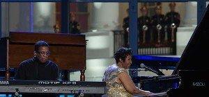 Obama feierte mit Stars im Weißen Haus Jazz-Tag