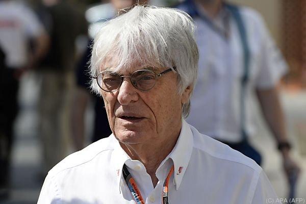 Bernie Ecclestone sieht Fahrer als Marionetten der Teams